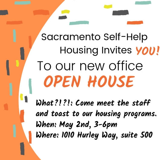 Sacramento Self Help Housing Invites copy